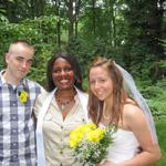 Levi + Kandice The lovely McCrillis Gardens, Bethesda