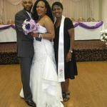Jesse + Felicia  Diamondz Event Center, Randallstown