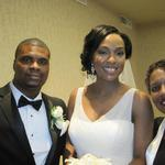 Eddie + Eboni Doubletree Inn at the Colonnade, Baltimore City