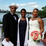 Tyrone + Najuma Baltimore Rowing Club